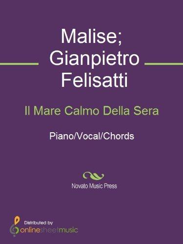 Il Mare Calmo Della Sera (English Edition)