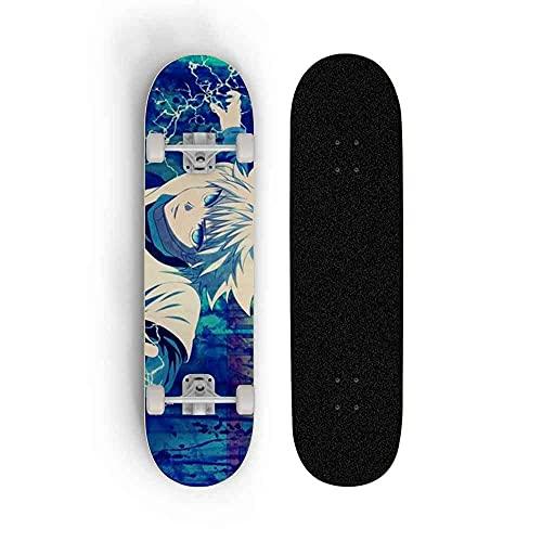 Kssmice Skateboard komplett, Killua Zoldyck -Hunter × Hunter, 31