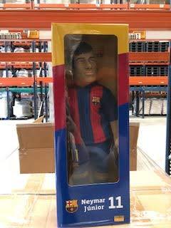 Toodles Tolls Neymar Junior 11 - Muñeco Oficial FCBBarcelona, 44 cm