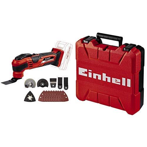 Einhell Akku-Multifunktionswerkzeug VARRITO Power X-Change + Einhell Koffer E-Box S35