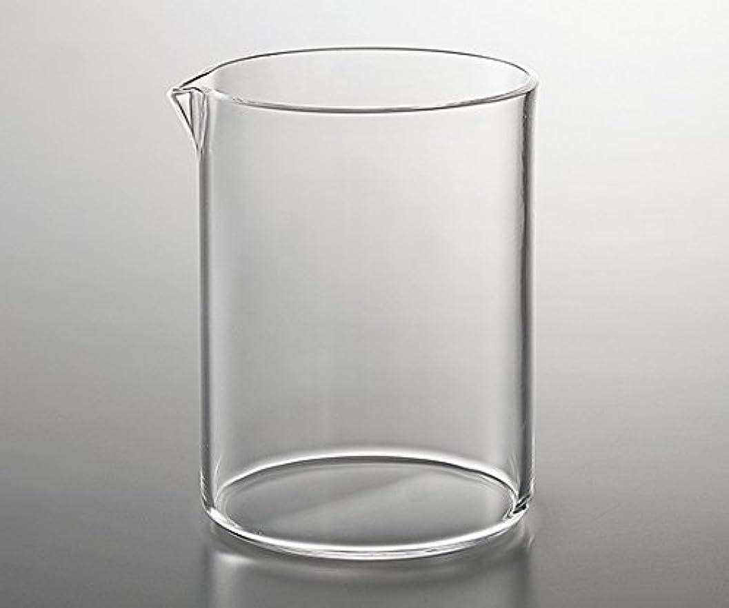 折用心するワゴンアズワン 石英ビーカー 300mL /3-6711-04