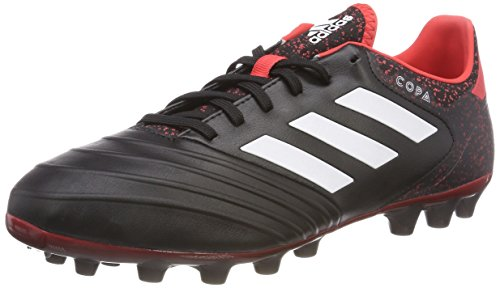 Adidas Copa 18.2 AG, Botas de fútbol para Hombre, Negro (Negbás/Ftwbla/Correa 000), 46 EU