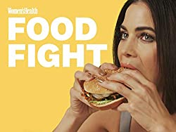 Image: Watch Food Fight: Celebrities taste test crazy variations of their favorite foods