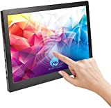GeeekPi 15.6'' IPS Raspberry Pi Display 1920x1080 FHD Touchscreen HDMI Portable Monitor Gaming Monitor for Laptop Computer Mac Phone HDMI Device,PS4 Xbox,Nintendo,Raspberry pi