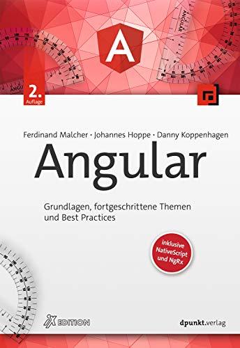 Angular: Grundlagen, fortgeschrittene Themen und Best Practices – inklusive NativeScript und NgRx (iX Edition)