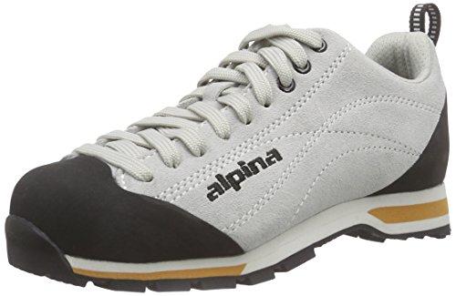 alpina Unisex-Erwachsene 680271 Trekking- & Wanderhalbschuhe, Grau (Light Grey), 40 EU