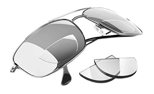 Lentes adhesivas de lectura para Gafas/Lentes de lectura Bifocales/LHZ300/+3.00D
