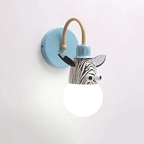 DSJ kinderen 'S wandlamp bed bedlampje creatief cartoon kinder' S kamer licht jongen meisjes kamer licht dier prinses licht, BBB