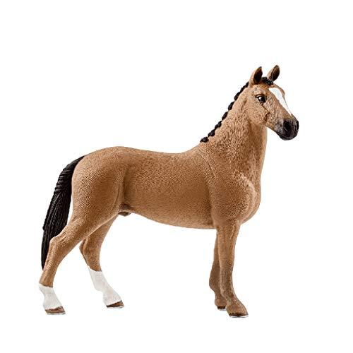 SCHLEICH 13837 Horse Club 13837-Hannoveraner Wallach Figur