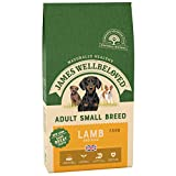 James Wellbeloved Complete Dry Adult Small Breed Dog Food Lamb and Rice, 7.5 kg