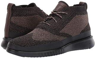 [コールハーン] メンズ 男性用 シューズ 靴 スニーカー 運動靴 2.Zerogrand Stitchlite Chukka Water Resistant - Morel Knit/Black [並行輸入品]