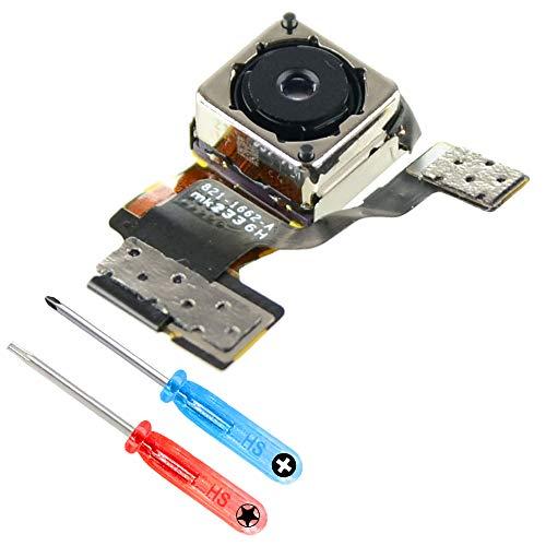 MMOBIEL Repuesto Cámara Trasera (del Reverso) Compatible con iPhone 5 Series 8 MP Autoenfoque LED Flash Inc Herramientas