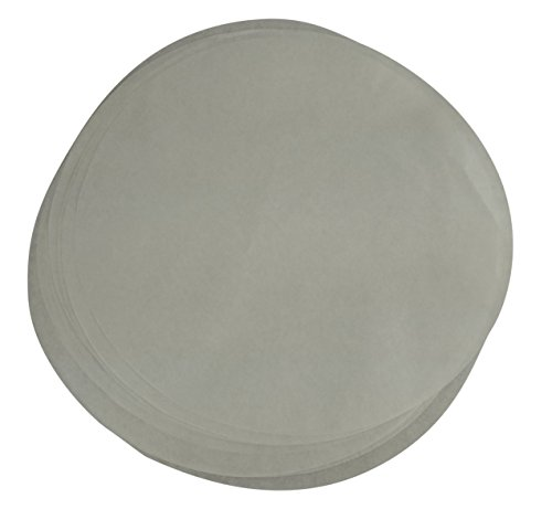 Green Direct Best Quality 9 Inch Round Parchment Paper Sheets For All Your Cooking and Baking Chores Pack of 100