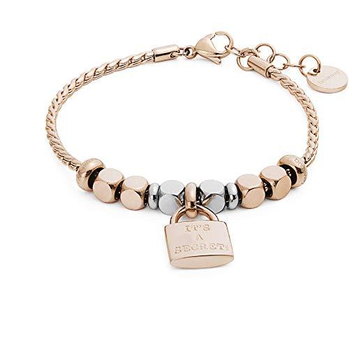 Brosway Damen-Armband Schmuck Tres Jolie Trendy Code BTJMS884