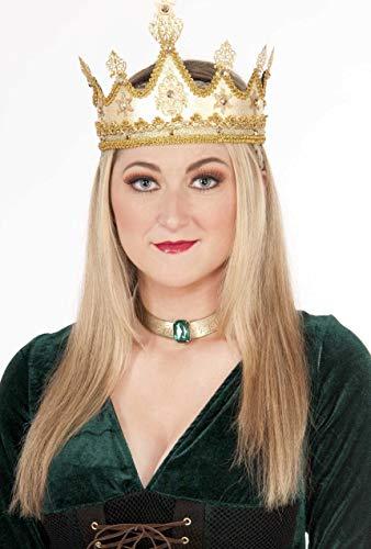 Forum Novelties Golden Queen Adult Costume Crown