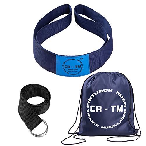 Cinturon Ruso CR-TM Tirante Musculador...