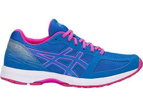 ASICS LyteRacer TS 7 Shoe - Women's Running Directoire Blue/White/Pink Glow