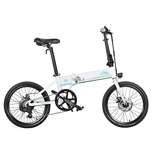 FIIDO D4S - Bicicleta eléctrica plegable para adultos, 250