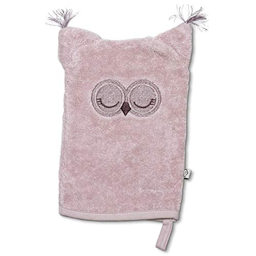 pippi Organic Wash Cloth Cache-Maillot de Bain, Rose Clair, 14X21 Mixte bébé