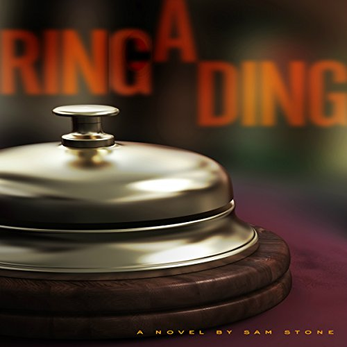 Ring a Ding audiobook cover art