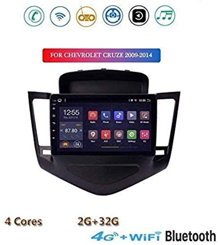Lour Android 8.1 GPS Navigation Car Stereo, 9