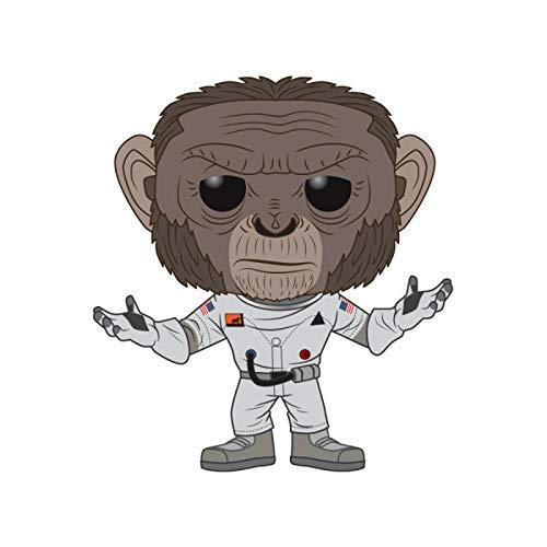 Funko POP TV: Space Force - Marcus The Chimstronaut, Multicolor