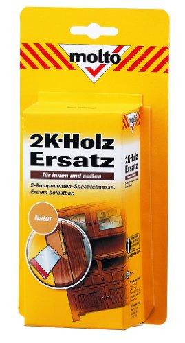 Molto 5087743 2k Holz Ersatz 150 g (2x75g)