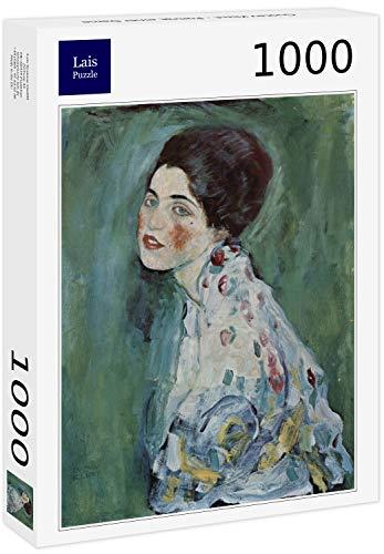 Lais Puzzle Gustav Klimt - Retrato de una Dama 1000 Piezas