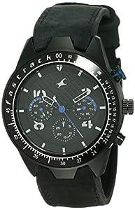 Fastrack All Nighters Analog Black Dial Men's Watch 3196AP02/NN3196AP02