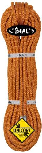 BEAL Wall Master Unicore - Cuerda de Escalada, Color Naranja (Orange -...