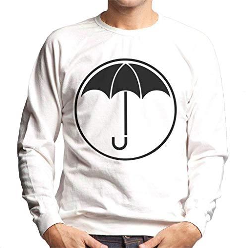 Cloud City 7 Umbrella Academy Logo Dark Men's Sweatshirt
