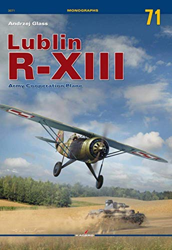 Lublin R-XIII: Army Cooperation Plane