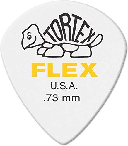 466p073 Tortex Flex Jazz III Xl .73 Mm Player's Pack/12