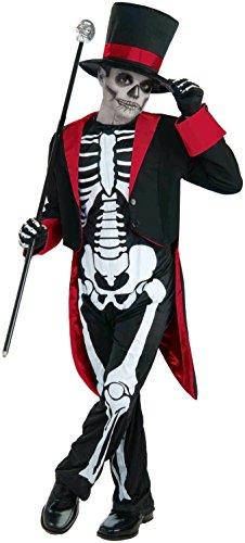Forum Novelties Mr. Bone Jangles Costume, Large