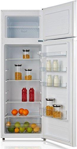Teka FTM 310- Frigorífero 2 puertas, 245 litros brutos, clase de eficiencia energética A+, color blanco