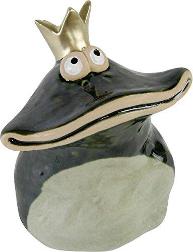 2 Grenouilles en céramique