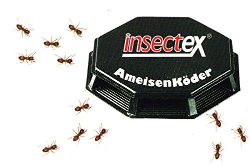 Ameisenköder 4 Dosen - Sichere, Nachhaltige Bekämpfung von Ameisen MHD 07.2014