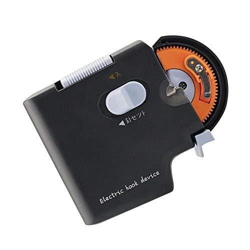 Samtlan Elektrisch Angelhaken Tragbar Automatisch Binder Maschine Paket Knoten Gerät Schnell Angelschnur Werkzeug Zubehör