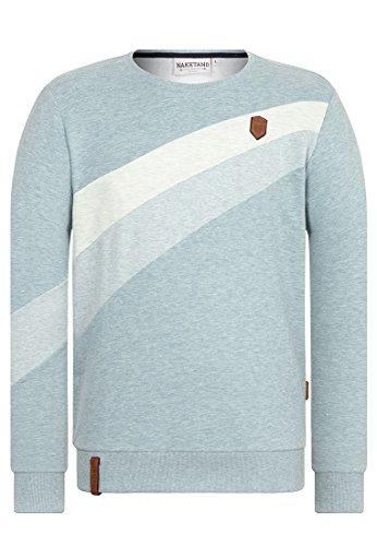 Naketano Herren Sweater Verdammte Order 66 Sweater