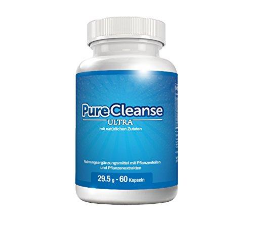 Purecleanse Ultra - Entschlackung, Reinigung und Gewichtsabnahme | (1 Flasche)