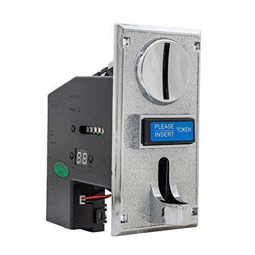YO-HAPPY Máquina de Juego, aceptador de Monedas múltiples programable para selector de Valor Diferente para máquina expendedora
