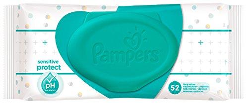 Pampers Feuchttücher Sensitive, Nachfüllpack 8001090599445