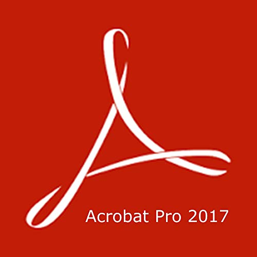 Adobe Acrobat PRO - Software - Desktop Publishing, Office Applications - English - License Only Full Version