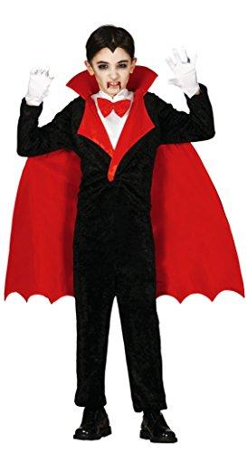 Guirca 83114 - Conde Vampiro Infantil Talla 5-6 Años