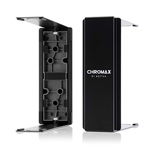 Noctua NA-HC2 Chromax Heatsink Cover for NH-U12S/NH-U12S/TR4-SP3/NH-U12S/SE-AM4 - Black