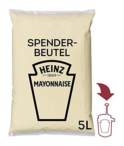 Heinz Maionese Sauce o Mate - Confezione da 3 x 5 kg