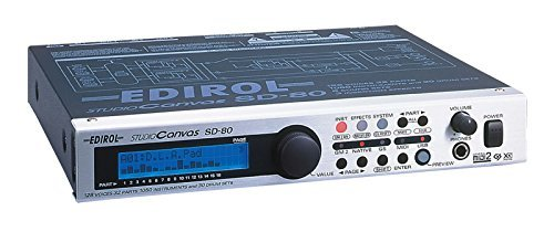 Find Discount Roland SD-80 SD80 Sound Module