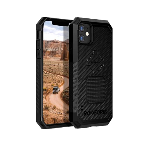 Rokform - iPhone 11 Case, Rugged Series, Magnetic...