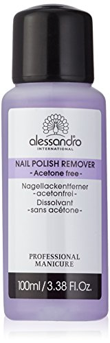 alessandro Professional Manicure Nagellackentferner, 1er Pack (1 x 100 ml)