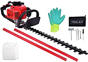 EASYG 23.6cc Gas Hedge Trimmer 24